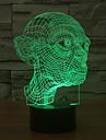 1 pc 3D Nightlight USB Decorative 5V