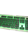 Gaming Backlit 108 Key USB Keyboard