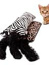 Catnip Toys Cat Teasers Scratch Pad Leopard Textile Sponge For Cat Kitten