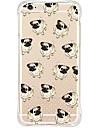 Για Θήκη iPhone 6 / Θήκη iPhone 6 Plus Αδιάβροχη / Ανθεκτική σε πτώσεις / Προστασία από τη σκόνη / Διαφανής tok Πίσω Κάλυμμα tok Σκύλος