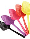 Nylon strainer Large Scoop Colander Kitchen Tools High Heat Resistant Black
