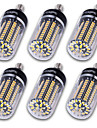 E14 E12 E26/E27 LED Corn Lights T 120 SMD 5736 1200 lm Warm White Cold White 3000/6000 K Decorative AC 85-265 AC 220-240 AC 110-130 V