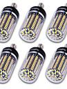 YouOKLight 6pcs 1200 lm E14 / E12 / E26 / E27 LED Corn Lights T 120 LED Beads SMD 5736 Decorative Warm White / Cold White 220-240 V / 110-130 V / 85-265 V / 6 pcs