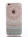 Capinha Para Apple iPhone 6 iPhone 6 Plus Other Capa traseira Mandala Macia TPU para iPhone 6s Plus iPhone 6s iPhone 6 Plus iPhone 6