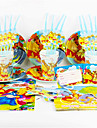 Winnie the Pooh 92pcs Birthday Party Decorations Kids Evnent Party Supplies Party Decoration 12 People use