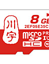 Kawau 8GB TF cartao Micro SD cartao de memoria UHS-I U1 class10