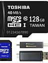 Toshiba 4GB 마이크로 SD 카드 TF 카드 메모리 카드 UHS-I U1 CLASS10