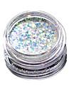 1 bottle Unha Arte Decoracao strass perolas maquiagem Cosmeticos Prego Design Arte