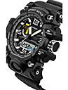 SANDA Heren Voor Stel Sporthorloge Militair horloge Smart horloge Modieus horloge Polshorloge Digitaal Japanse quartz Chronograaf