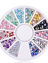 1 Nail Jewelry Metallic Fashion High Quality Daily