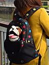Gato Cachorro Tranportadoras e Malas Animais de Estimacao Transportadores Portatil Respiravel Solido Pontos PolkaPreto Verde Azul Rosa