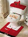 Коврики для ванны Мультипликация Бутик текстильный 1шт Другие аксессуары для ванной комнаты