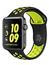 Sport Band For Apple Watch 3 38mm 42mm Silicone Replacent Watch Band