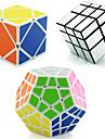 Rubik\'s Cube shenshou Extraterrestre Megamix skewb Cube miroir Skewb Cube 3*3*3 Cube de Vitesse  Cubes Magiques Casse-tete Cube Niveau