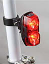 Rear Bike Light Tail Lights LED Cycling Waterproof Super Light AAA Lumens Battery Cycling/Bike