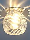 Plafonniers Blanc Chaud Blanc Froid Cristal LED Style mini Ampoule incluse 1 piece
