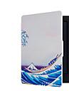 pour kobo glo couverture en cuir flip hd cas Funda pour kobo glo HD 6 pouces peut adapter kobo glo e-book
