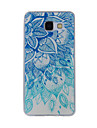 Case For Samsung Galaxy A5(2016) / A3(2016) Pattern Back Cover Lace Printing Soft TPU for A8(2016) / A5(2016) / A3(2016)