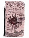 For Motorola MOTO G4 Play G4 Case Cover Castle Painted Lanyard PU Phone Case