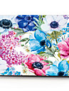 "Case for Macbook 13"" Macbook Air 11""/13"" Macbook Pro 13"" MacBook Pro 13"" with Retina display Flower Plastic Material Watercolor Flower"