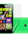(3 pcs)High Definition Screen Protector for Nokia Lumia 630/635