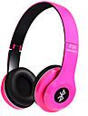 P24 Sur l\'oreille Sans Fil Ecouteurs Dynamique Plastique Telephone portable Ecouteur Avec controle du volume / Avec Microphone /