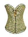 Corset Classic Lolita Dress Green Lolita Accessories Satin