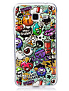 Case For Samsung Galaxy J7(2016) J5(2016) Glow in the Dark IMD Pattern Back Cover Cartoon Soft TPU for J7 (2016) J7 J5 (2016) J5 J3