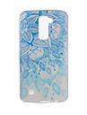For LG V20 V10 Case Cover Mandala Pattern Back Cover Soft TPU for K10 K8 K7 G5 G4 G3