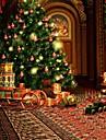 christmastree 배경 사진 스튜디오 사진 배경막 5x7ft