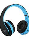 P13 Sur l\'oreille Sans Fil Ecouteurs Dynamique Plastique Telephone portable Ecouteur Avec controle du volume Avec Microphone Casque