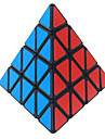 Rubik\'s Cube Pyramid 4*4*4 Cube de Vitesse  Cubes Magiques Casse-tete Cube ABS Nouvel an Le Jour des enfants Cadeau