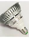 500-600lm E26 / E27 Растущая лампочка 12 Светодиодные бусины Высокомощный LED Синий Красный 85-265V