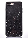 For IMD Case Back Cover Case Glitter Shine Stars Soft TPU for Apple iPhone 7 Plus iPhone 7 iPhone 6s Plus/6 Plus iPhone 6s/6