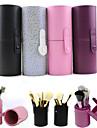 Cosmeticaopslag Make-uptasjes Wijdverspreid / professioneel niveau / Draagbaar Bedenken 1 pcs Rond Cosmetisch Dagelijks Dagelijkse make-up Grote capaciteit draagbaar Geschikt schoonheidsmiddel
