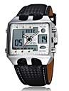 Men\'s Quartz Digital Digital Watch Wrist Watch Military Watch Sport Watch Hot Sale Alloy Band Luxury Vintage Casual Fashion Multi-Colored