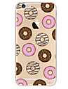 Case For Apple iPhone 6 iPhone 7 Plus iPhone 7 Ultra-thin Pattern Back Cover Food Soft TPU for iPhone 7 Plus iPhone 7 iPhone 6s Plus
