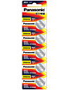 Panasonic CR2032 Coin & Button Cell Lithium Battery 3V 5 Pack