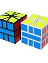 루빅스 큐브 Shengshou 에일리언 Square-1 3*3*3 부드러운 속도 큐브 매직 큐브 퍼즐 큐브 새해 어린이날 선물