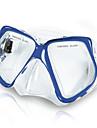 Mascara de Mergulho Mascara de Snorkel Nao sao necessarias ferramentas Natacao Mergulho PVC
