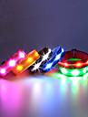 LED браслет для бега Светоотражающие браслеты на запястье Компактный размер для Походы/туризм/спелеология Велосипедный спорт Восхождение
