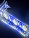 Aquarium Decoration d\'aquarium Blanc Bleu Non toxique & Sans Gout Lampe a LED 220V