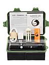 U\King Torce LED Kit per torce LED 2000 Lumens 3 Modo Cree XM-L T6 Si Messa a fuoco regolabile Ricaricabile per