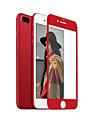 Protetor de Tela Apple para iPhone 7 Plus Vidro Temperado 1 Pca. Protetor de Tela Frontal Borda Arredondada 2.5D Dureza 9H Alta Definicao