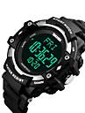 Men\'s Sport Watch Dress Watch Skeleton Watch Fashion Watch Wrist watch Mechanical Watch Digital Watch Quartz Digital Silicone Band Charm