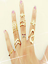 Women\'s Luxury Statement Jewelry European Lace Imitation Diamond Alloy Four Leaf Clover Jewelry Casual