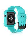 시계 밴드 용 Apple Watch Series 4/3/2/1 Apple 스포츠 밴드 실리콘 손목 스트랩