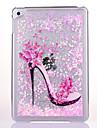 For Apple iPad Mini 4 Case Cover Flowing Liquid Pattern Back Cover Glitter Shine Hard PC
