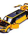 Legetøjsbiler Modelbil Klassisk bil Klassisk Simulering Musik & Lys Klassisk Unisex Drenge Pige Legetøj Gave