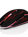 MORZZOR Wireless Gaming Mouse Rechargeable DPI Adjustable Backlit
